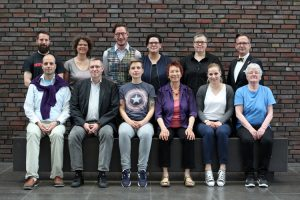 LSVD Bundesvorstand 2018 - Foto: Caro Kadatz