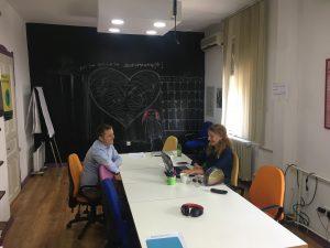 LGBTI Support Center, Mazeonien