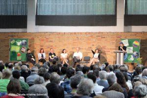Markus Ulrich auf der Grünen Grundsatzakademie (c) Claudia Kristine Schmidt