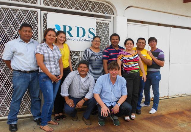 Projektbesuch Nicaragua, Klaus Jetz, 2014