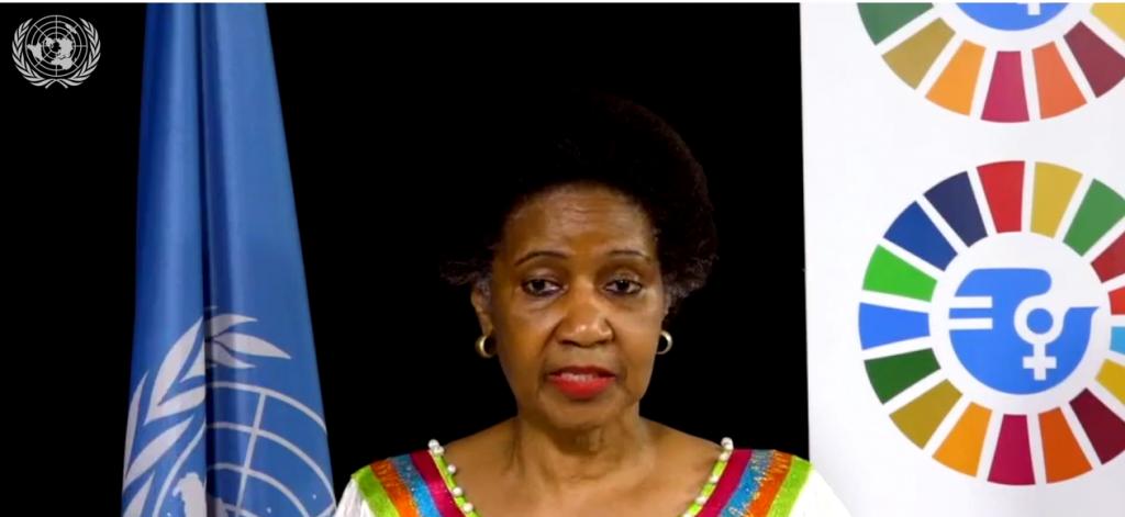 Beijing 25 UN Women, Phumzile Mlambo-Ngcuka