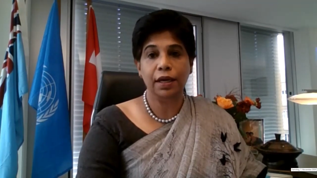 Ambassador Shamim Khan, Copyright: ILGA World