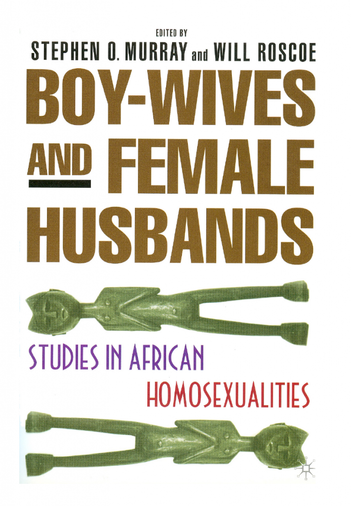 Buch: Boy wives and female husbands