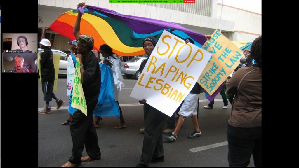 Stop Raping Lesbians