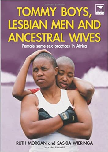 Buch: Tommy Boys, lesbian men and ancestral wives