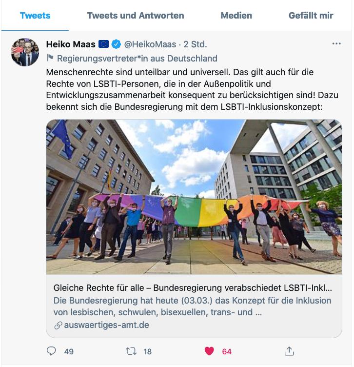 Heiko Maas MdB